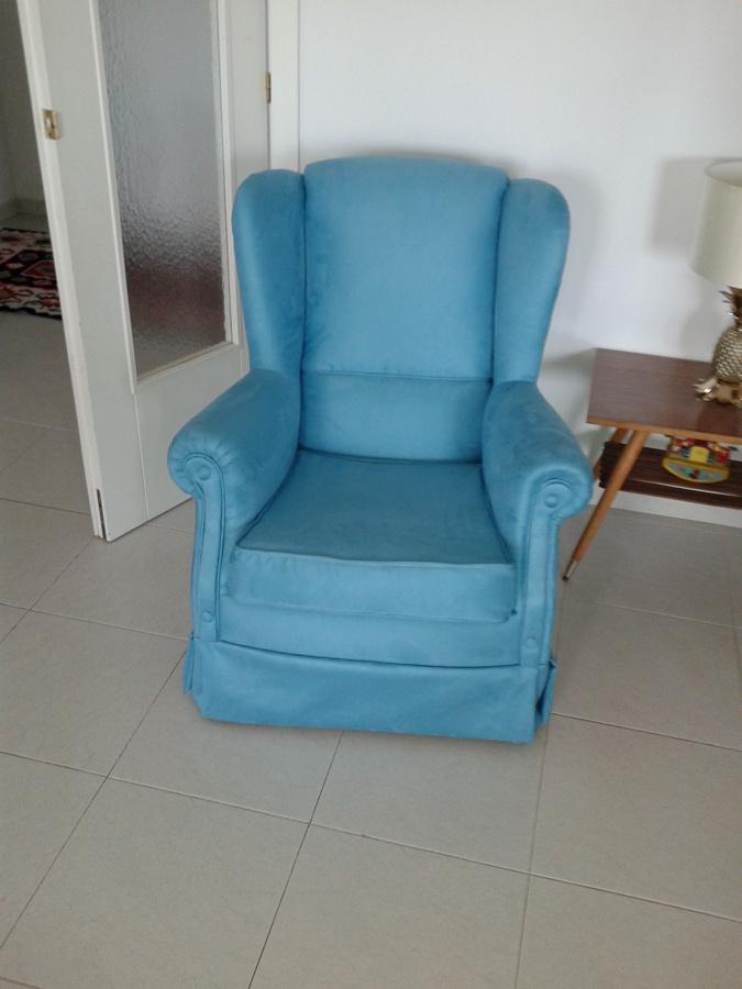 Tapizar sillon orejero precio best suenoszzz silln butaca para lactancia tapizado tejido sena - Cuanto cuesta tapizar una butaca ...