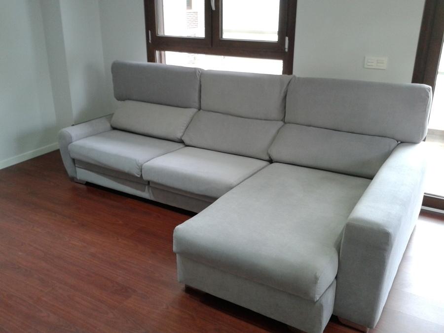 Foto sofa tapizado en tejido lavable de creaciones colber - Tejidos para sofas ...