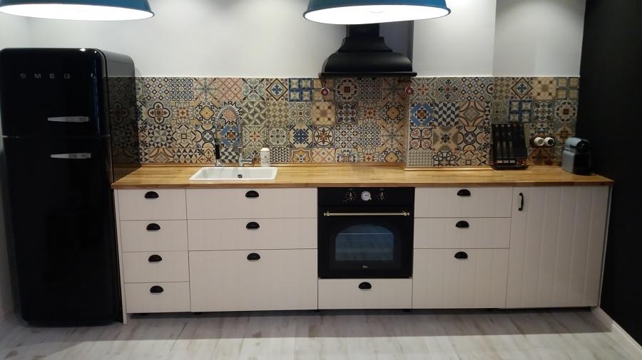 Frontal cocina