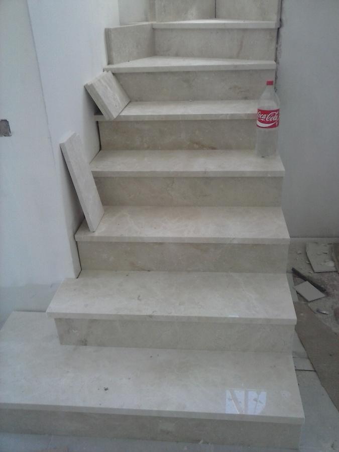 Ejecución de escalera