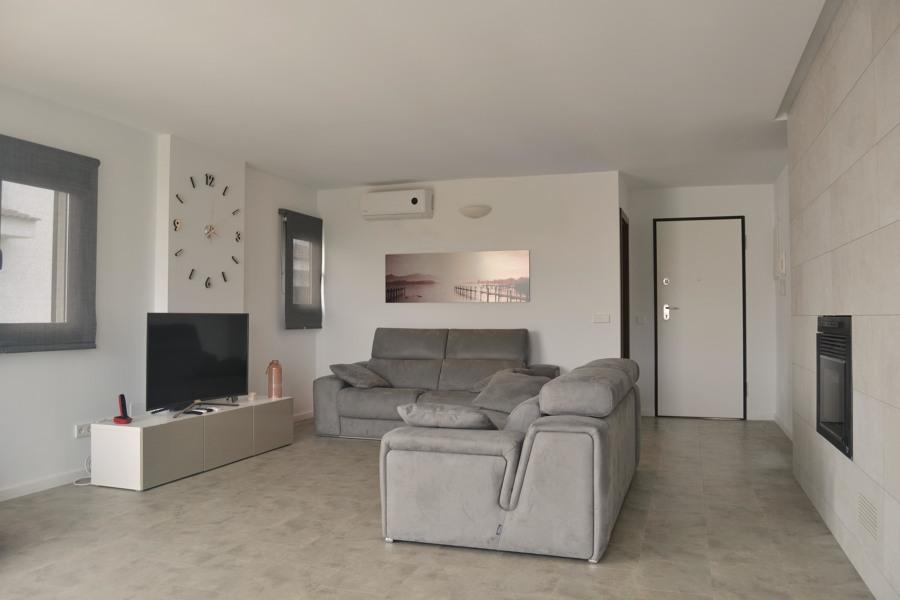 Sala de estar, Casa MC