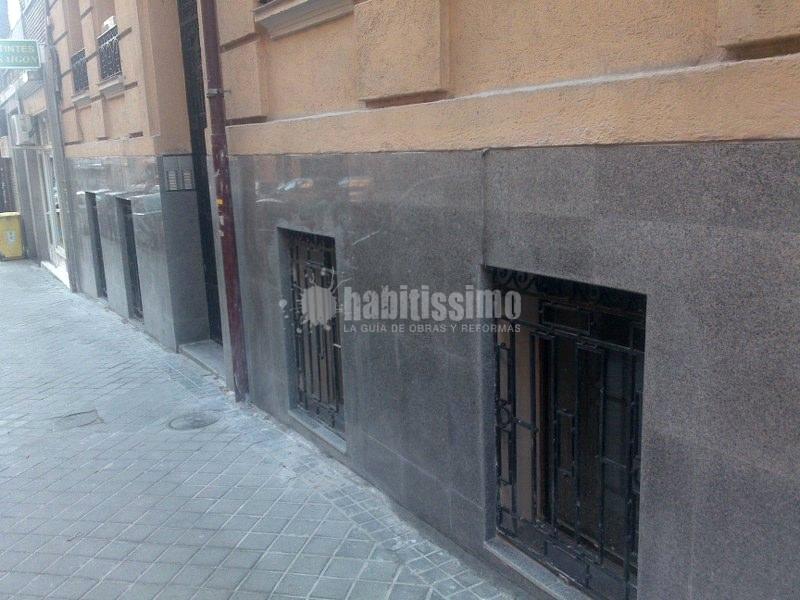 Foto alba iles alba iler a reformas viviendas de - Albaniles en palencia ...