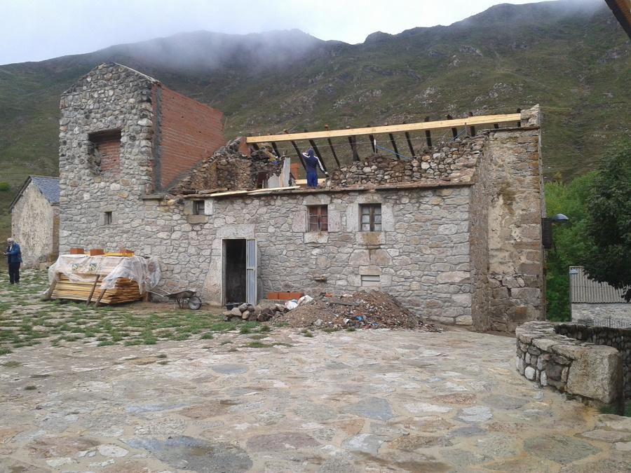 Rehabilitación de Casa Rural 1