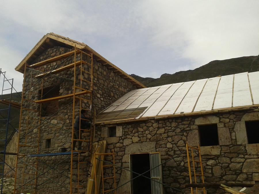 Rehabilitación de Casa Rural 3