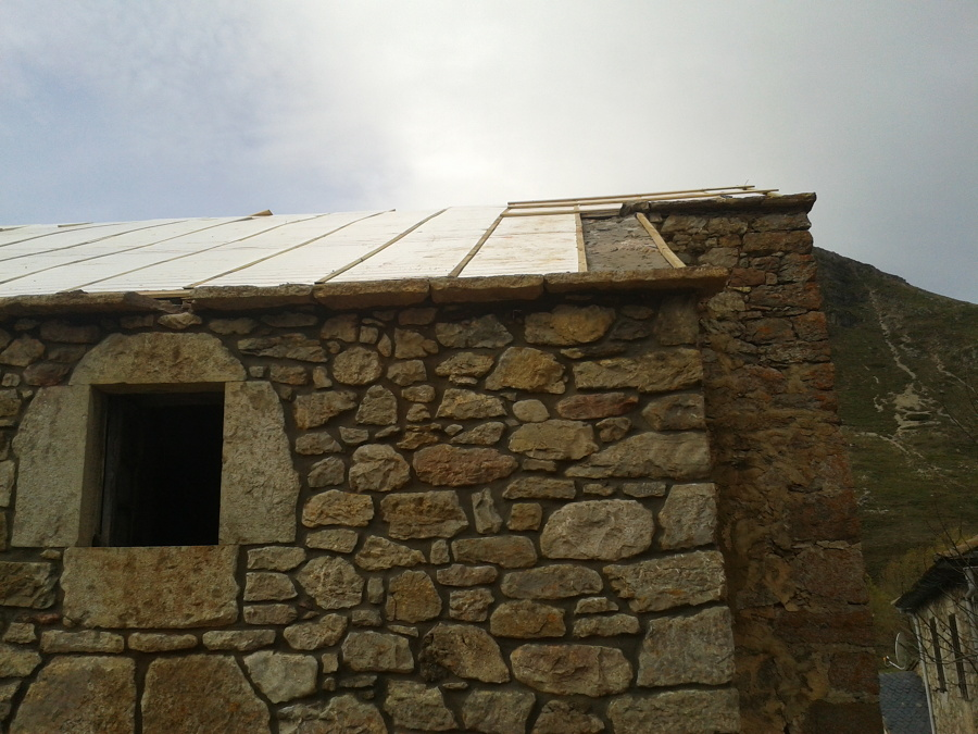 Rehabilitación de Casa Rural 4