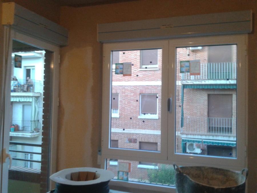 Foto ventanas rotura de puente termico bicolor con - Precio cristal climalit ...