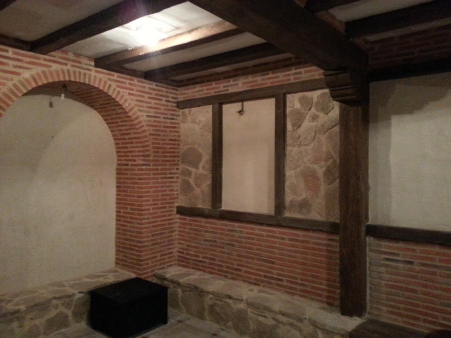 Foto bodega rustica de arquitecto tecnico 925536 for Fotos de bodegas en casas particulares