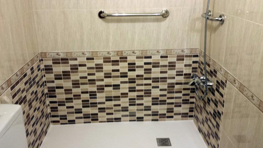 Foto sustituci n de ba era por plato de ducha de forever - Sustitucion de banera por plato de ducha ...