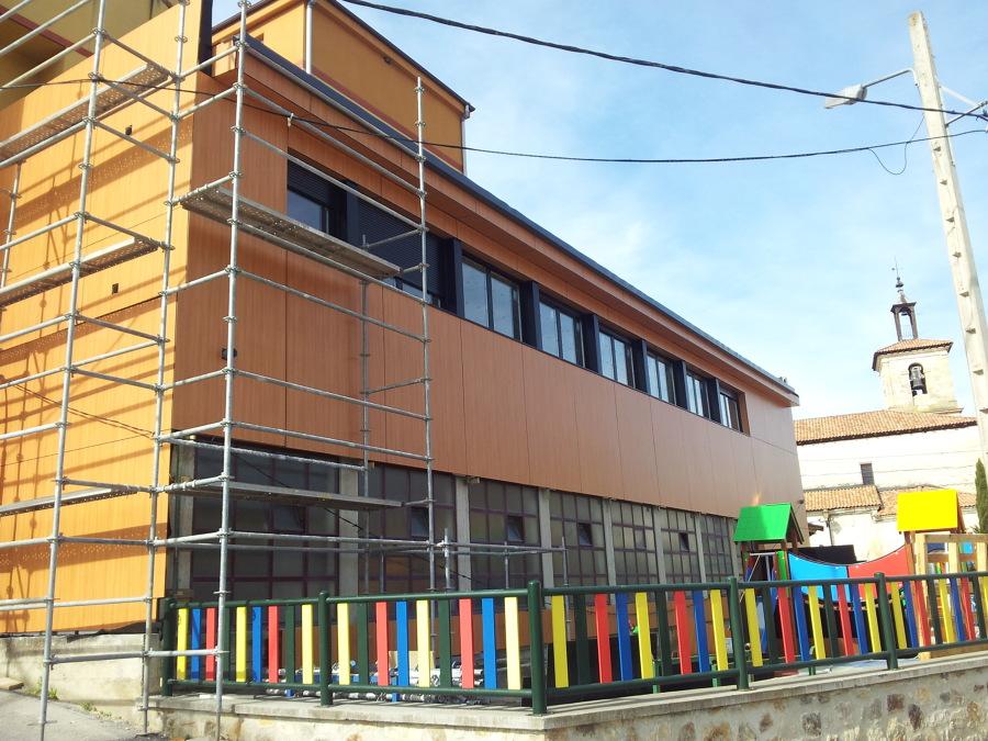 Ampliación Centro Residencial Ancianos, Villanueva de Valdegovía, Alava