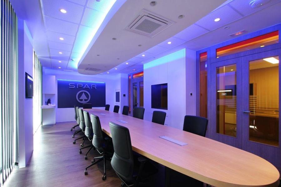 Oficinas centrales SPAR