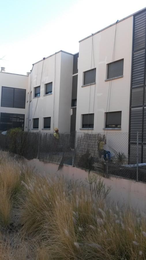 Foto supervisi n rehabilitaci n fachada edificio de - Aparejador tenerife ...
