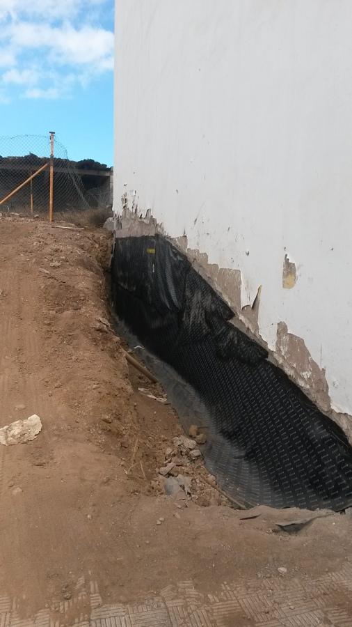 Foto impermeabilizaci n vivienda de aparejador - Aparejador tenerife ...