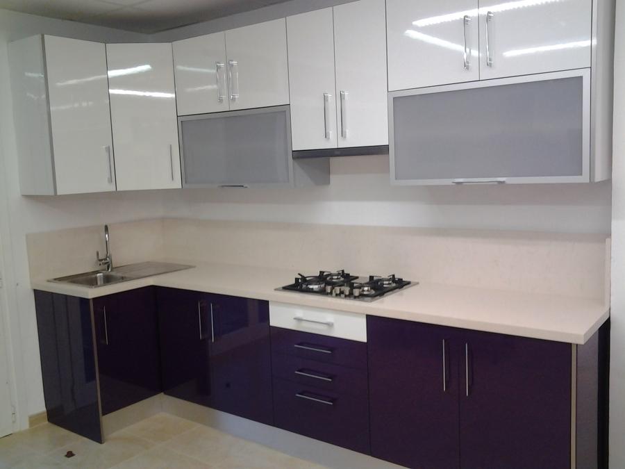 Foto muebles de cocina en postformado de nova 2000 for Muebles de cocina zamora