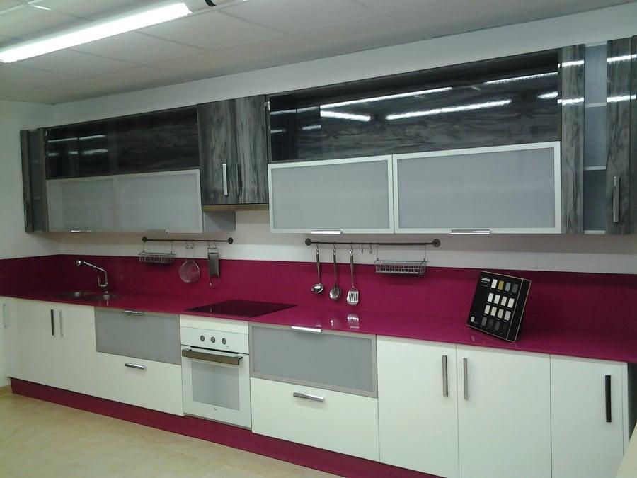 Foto muebles de cocina en postformado de nova 2000 - Muebles de cocina albacete ...
