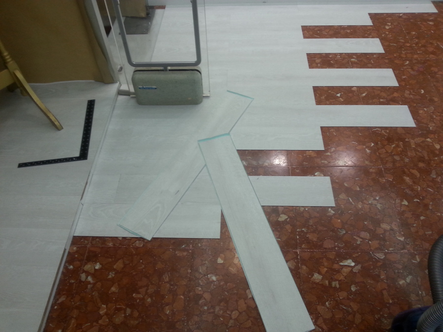 Foto suelos de vinilo de pinturas norpin marbella 869555 - Pintura de suelos ...