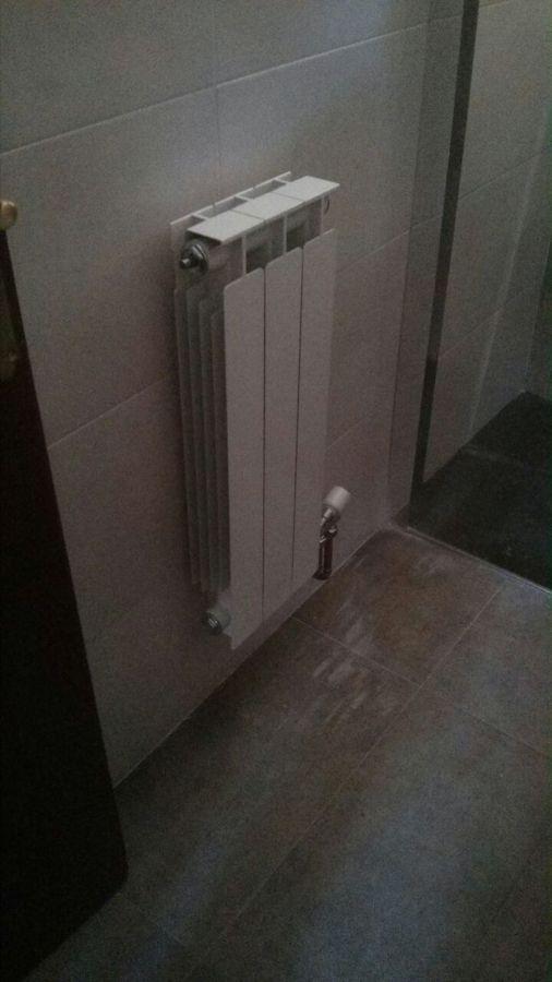Instalación de calefacción por radiadores