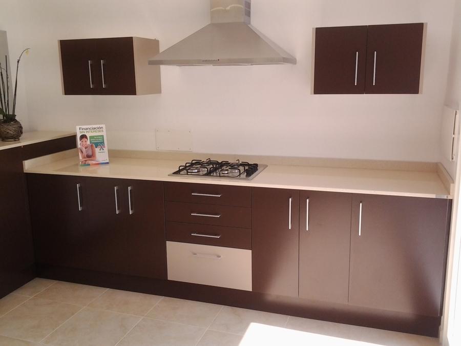 Muebles De Cocina Badajoz. Amazing Cocina Con Muebles De Madera With ...
