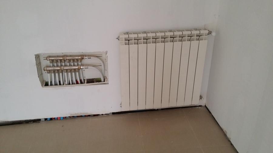 Foto colectores para calefacci n por radiadores 2 de - Instalacion de calefaccion por radiadores ...