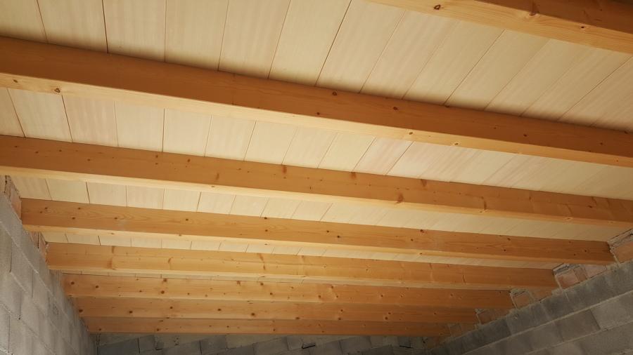 bigas de madera alistonadas para carga - Bigas De Madera