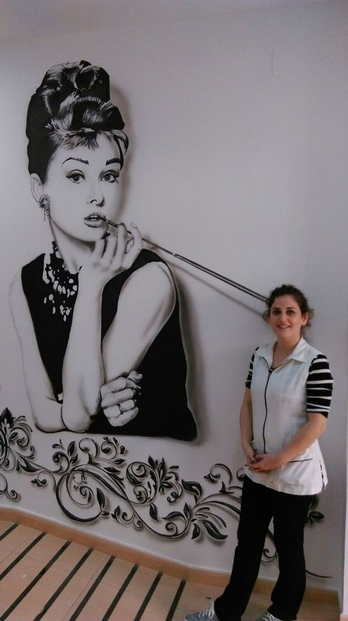 mural esteticien