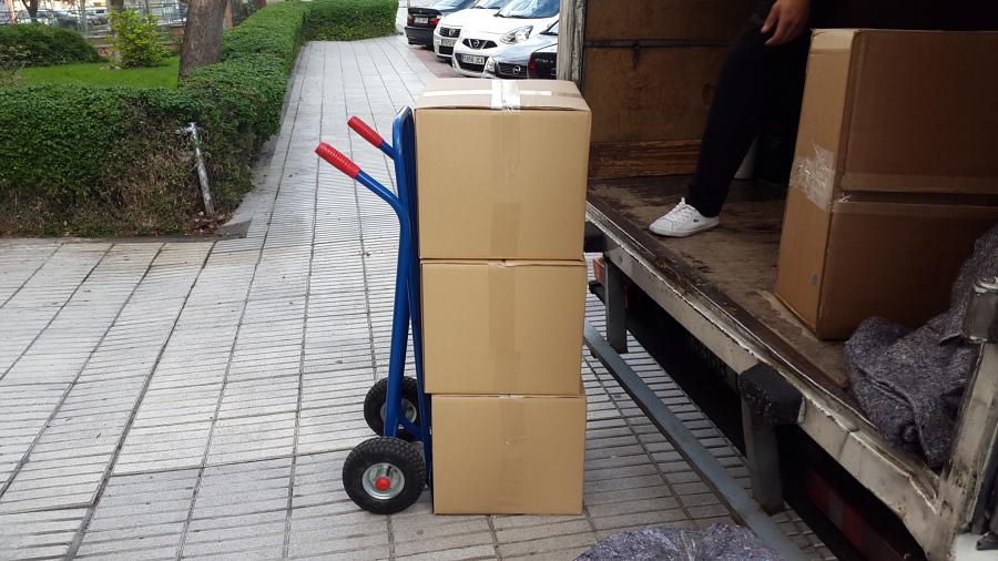 Como lo podéis ver tenemos los mejores recursos para transportar vuestras cosas