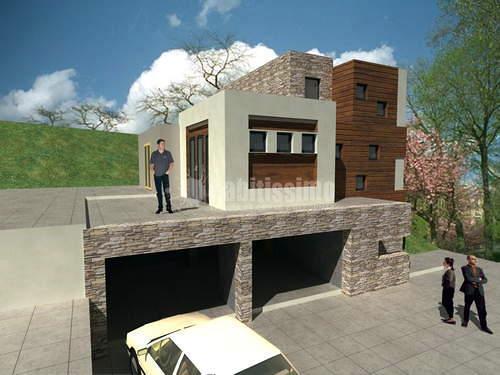 Foto construcci n casas terminaciones llave mano - Constructores de casas ...