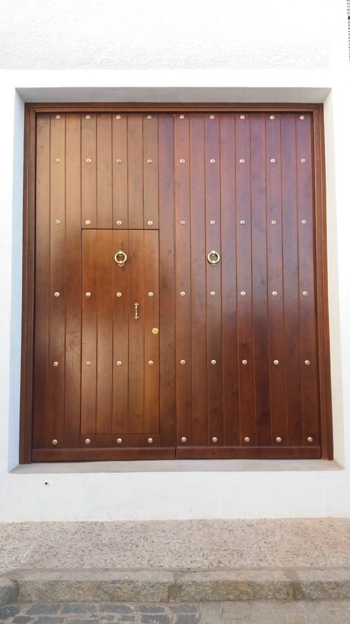 puerta patrimonio