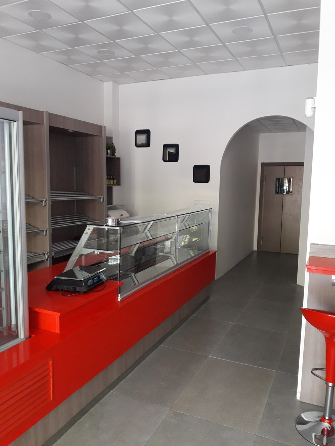 Despacho de pan