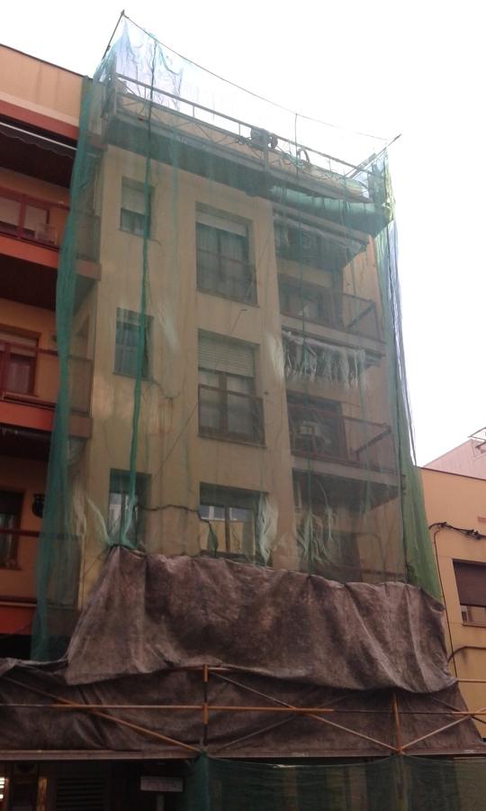 Arreglos exteriores fachada