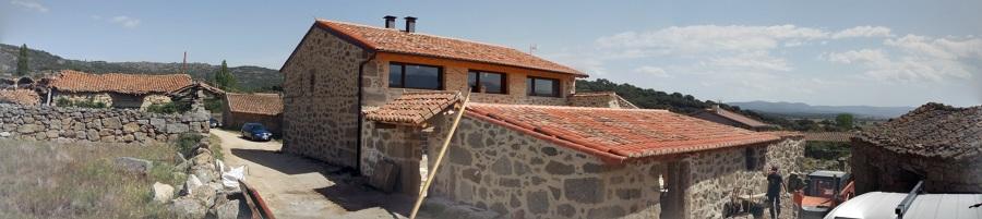 Rehabilitación casa en Ávila