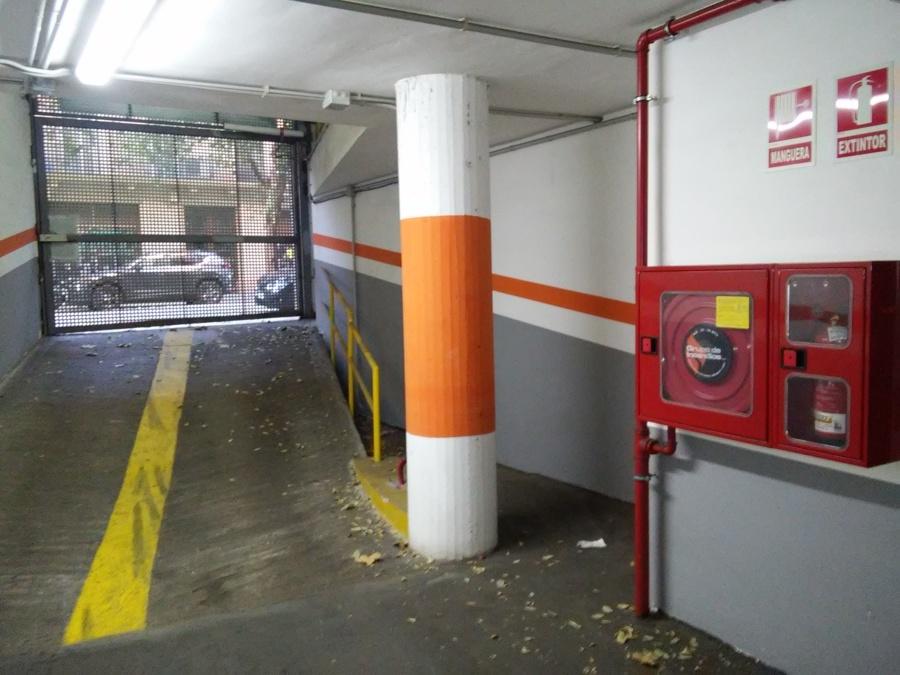 Proyecto de obras en aparcamiento interior de dos plantas