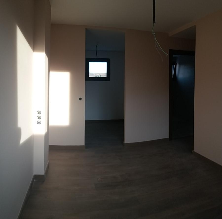 Construcción unifamiliar, dormitorio con vestidor
