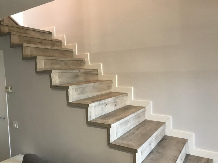 Escalera de Paquet
