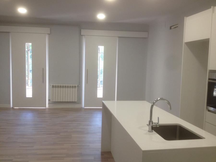 reforma integral piso modernista