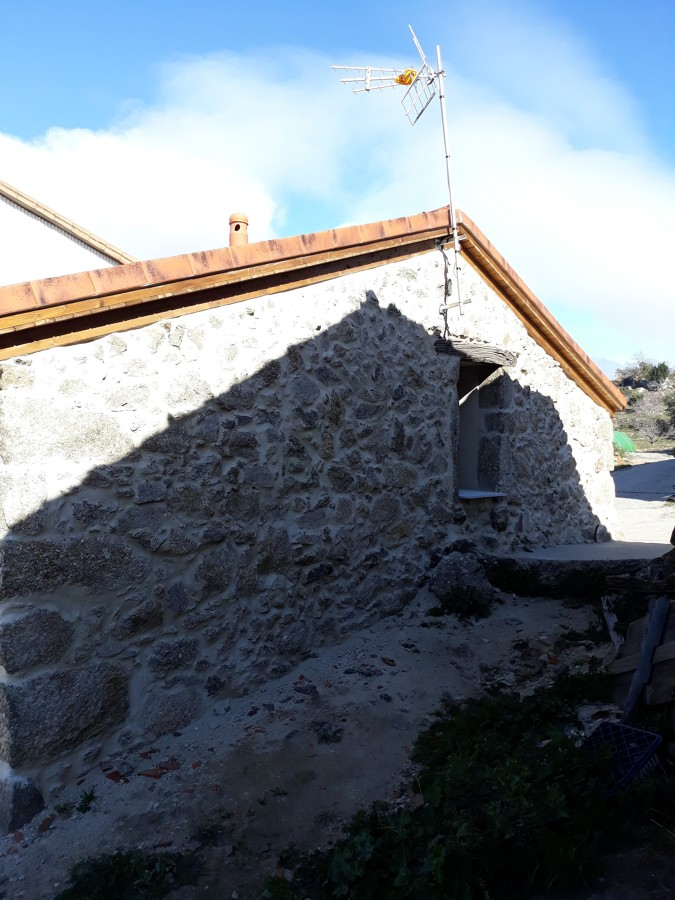 Rehabilitación vivienda Valle del jerte
