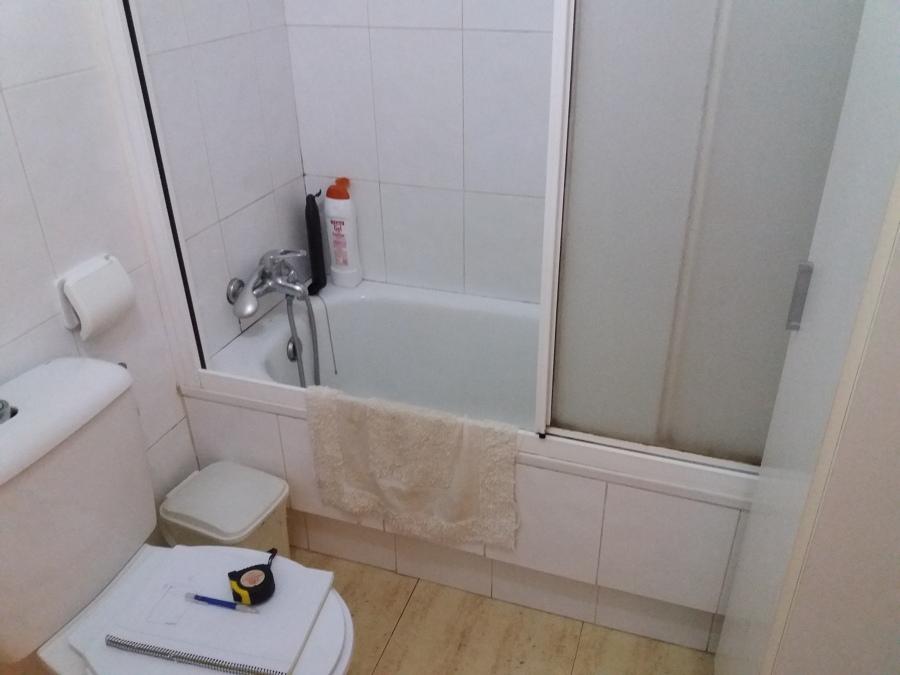 Visión anterior bañera