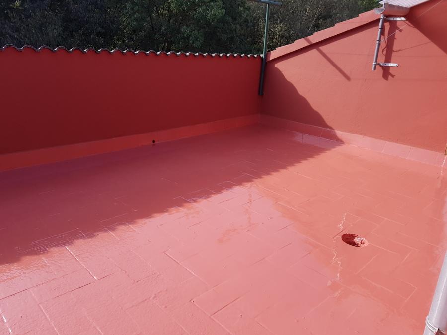 Impermeabilización de terraza en Girona