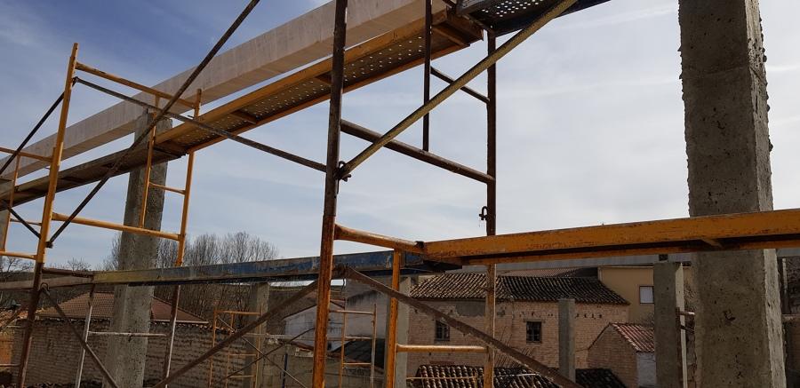 Structura de madera