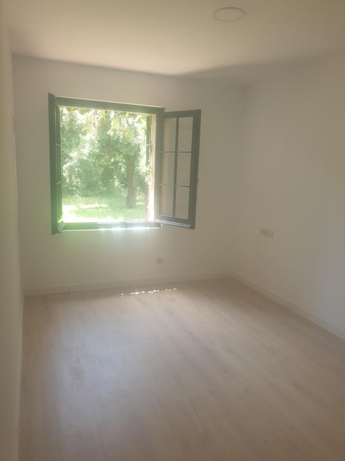 Renovacion habitacion i parquet finalizados los trabajos