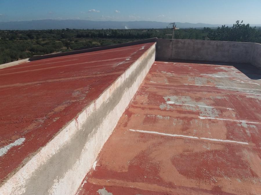 Saneamiento y reparación de tejado