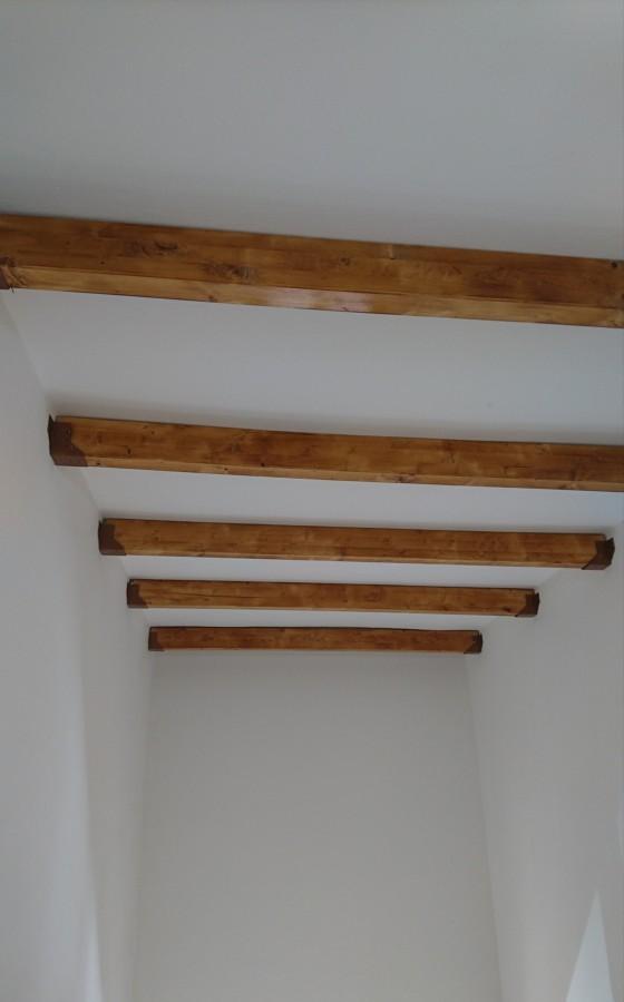 Reforma de techo y pintura
