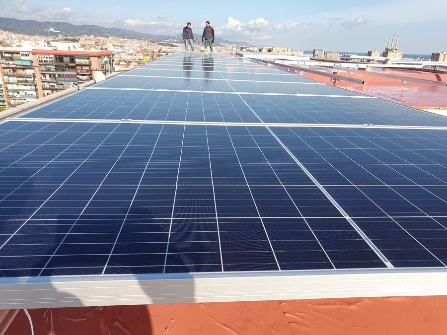 Plaques Fotovoltaiques.