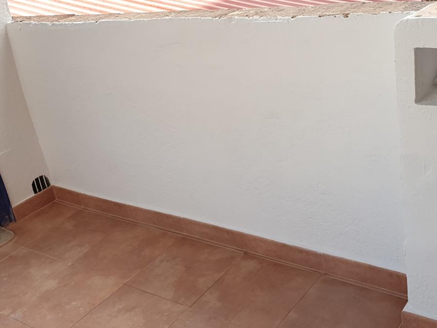 Suelo de terraza reformado