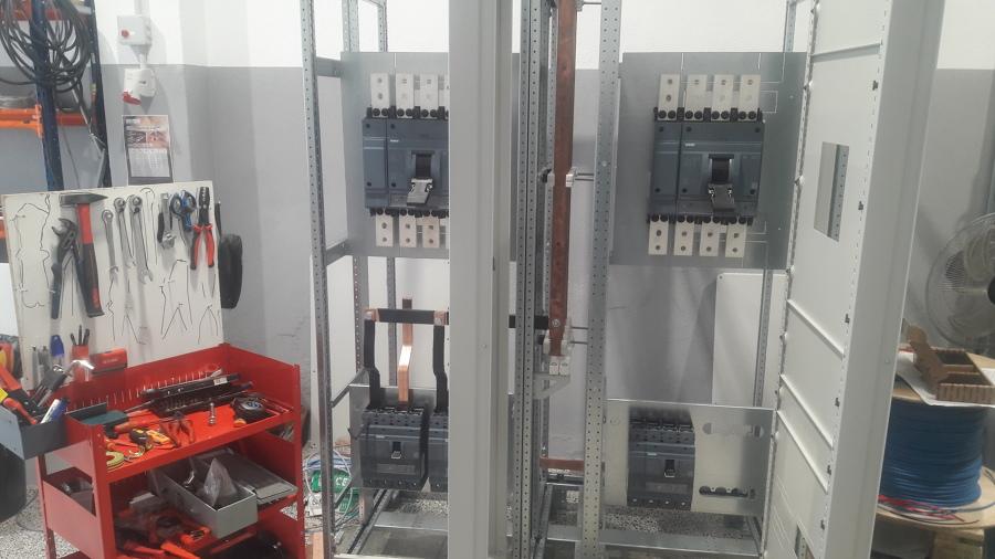 Montaje Cuadro Siemens