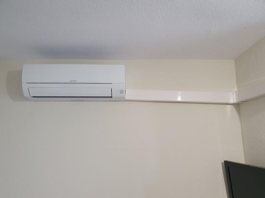 Instalacion split