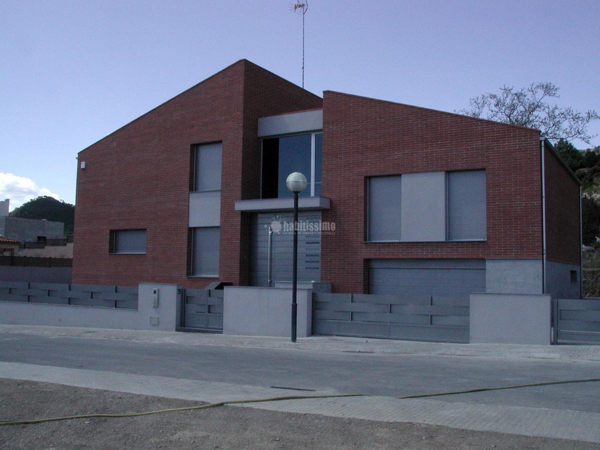 Foto construcci n casas reformas ba os constructores de - Constructores de casas ...