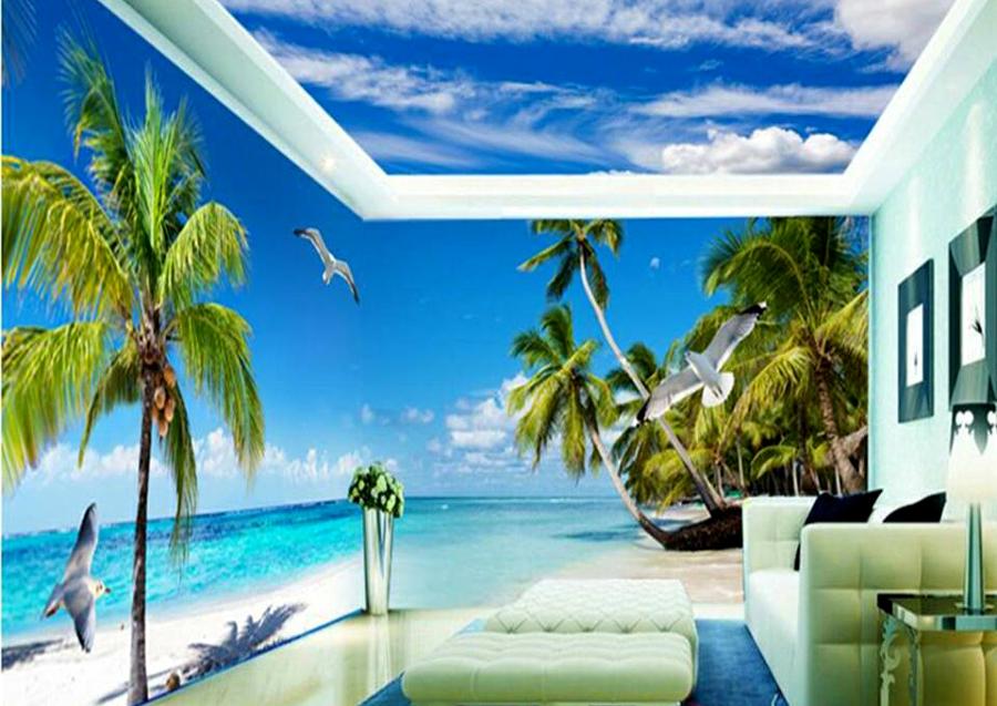 pared y techo 3D