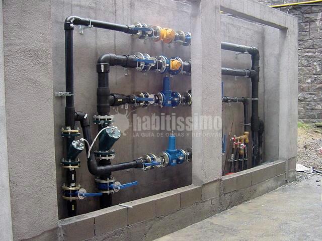 Calefacción, Materiales Fontanería, Gas