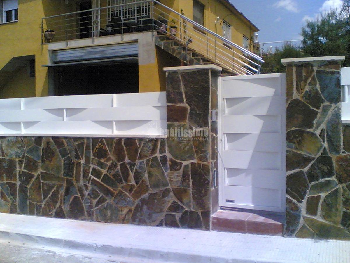 Puertas Garaje, Carpintería Aluminio, Persianas