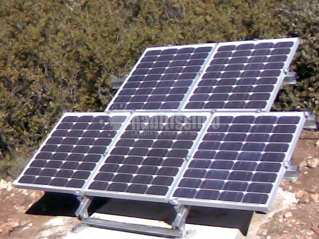 Foto placas solares ingenieros instalaciones energ a - Energia solar tenerife ...
